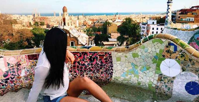 Barcelona, Spain - Alve Diaz - P, AUB Spain - My Study Abroad 1